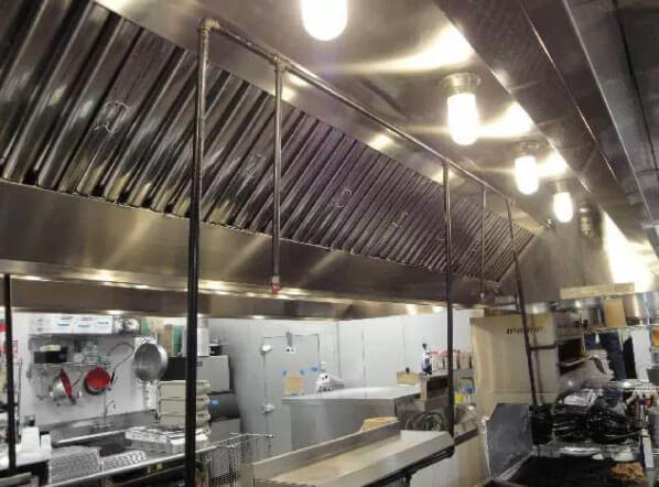 commercial kitchen equipment cleaning Cleveland