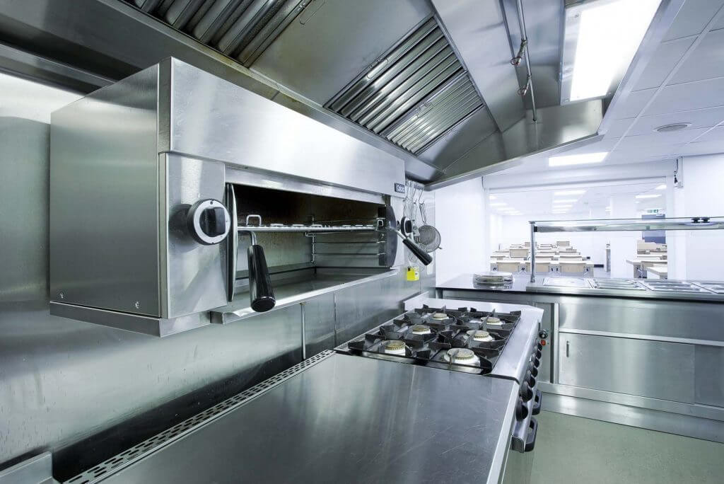 Cleveland Hood Cleaning Commercial Kitchen Equipment Cleaning